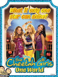 The Cheetah Girls- One World 2008