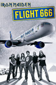 Iron Maiden- Flight 666 2009