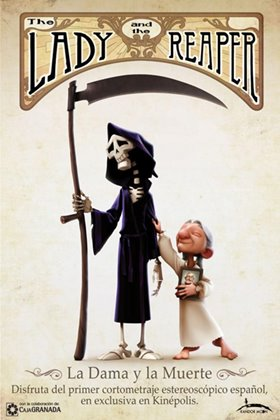 The Lady And The Reaper (2009) Short