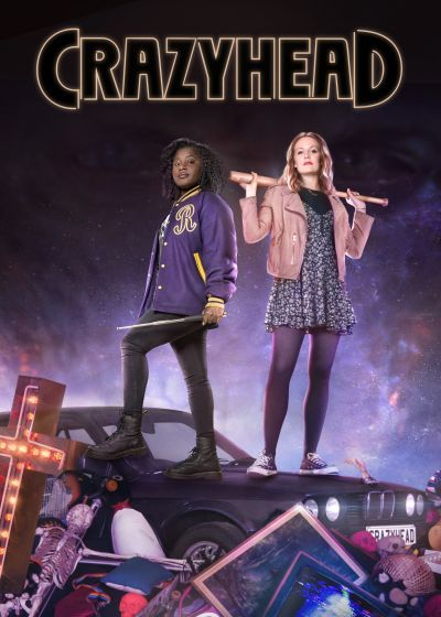 Crazyhead (2016)  TV Series