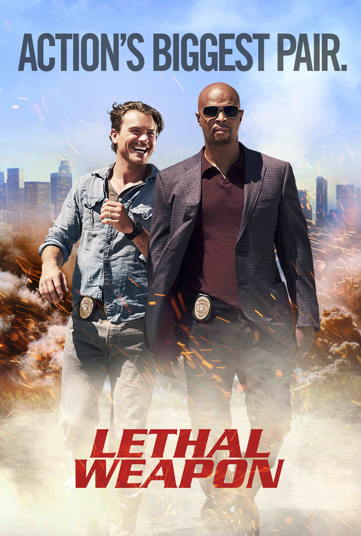 Lethal Weapon (2016–2017) TV Series