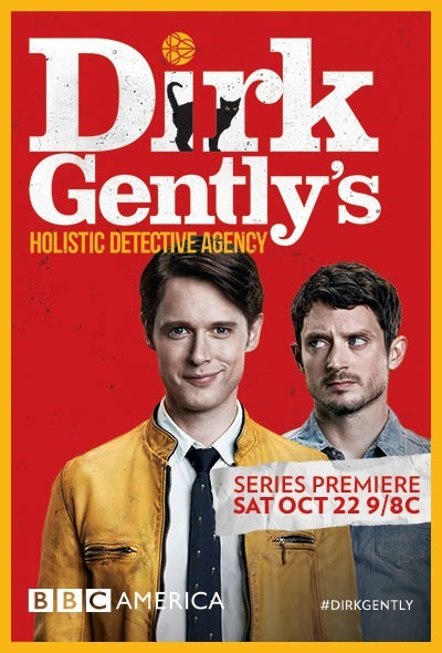Dirk Gentlys Holistic Detective Agency (2016)  TV Series