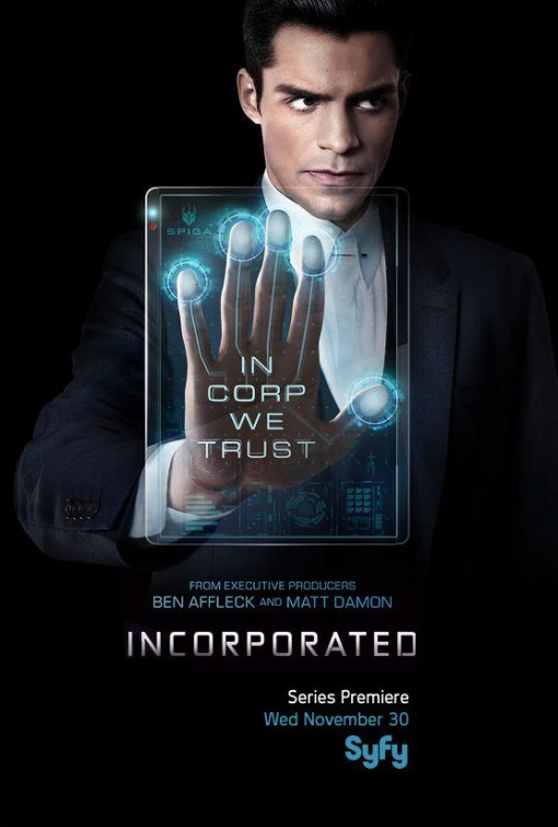 Incorporated  (2016-) TV Series