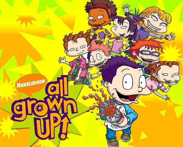 All Grown Up (2003-2008) TV Series