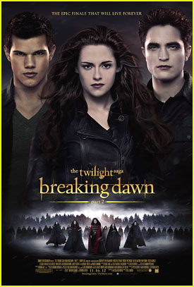 The Twilight Saga: Breaking Dawn - Part 2 - Χαραυγ...
