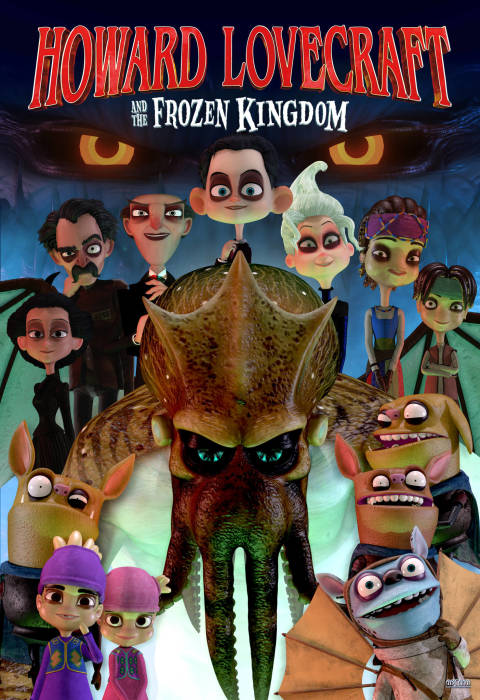 Howard Lovecraft and the Frozen Kingdom (2016)
