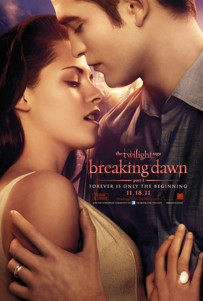 The Twilight Saga: Breaking Dawn – Part 1 - Χαραυγ...
