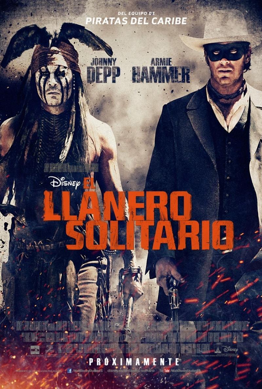 Ο Μοναχικός Καβαλάρης / The Lone Ranger (2013)