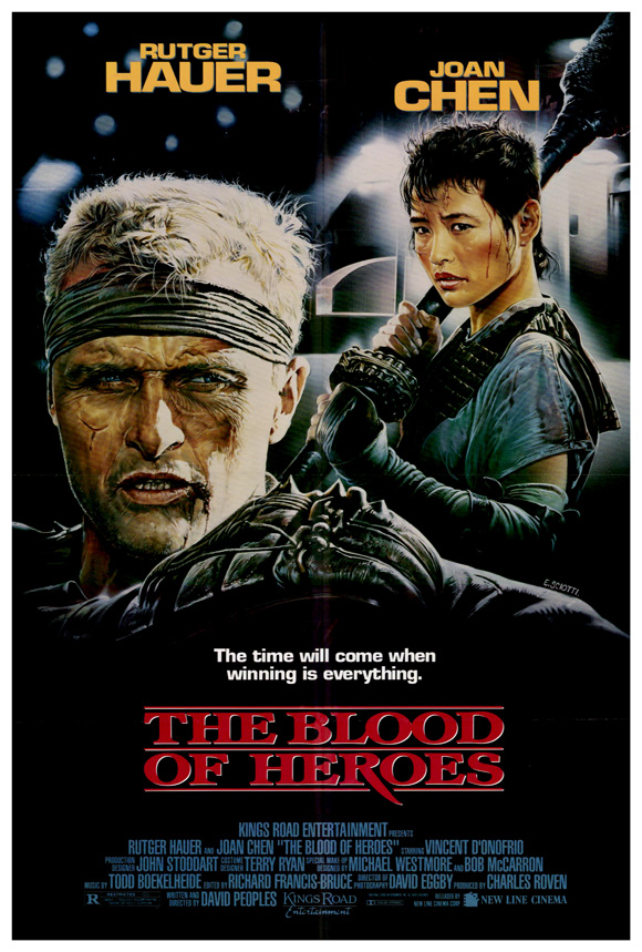 The Blood of Heroes (1989)