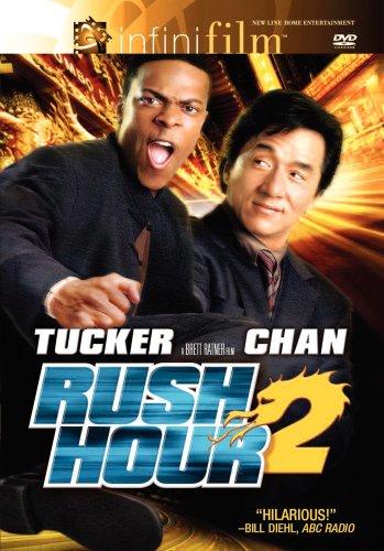 Αλεξίσφαιροι ντετέκτιβ 2 / rush hour 2 (2001)