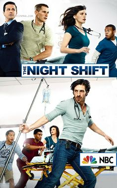 The Night Shift (2014–2017) 1,2η Σεζόν