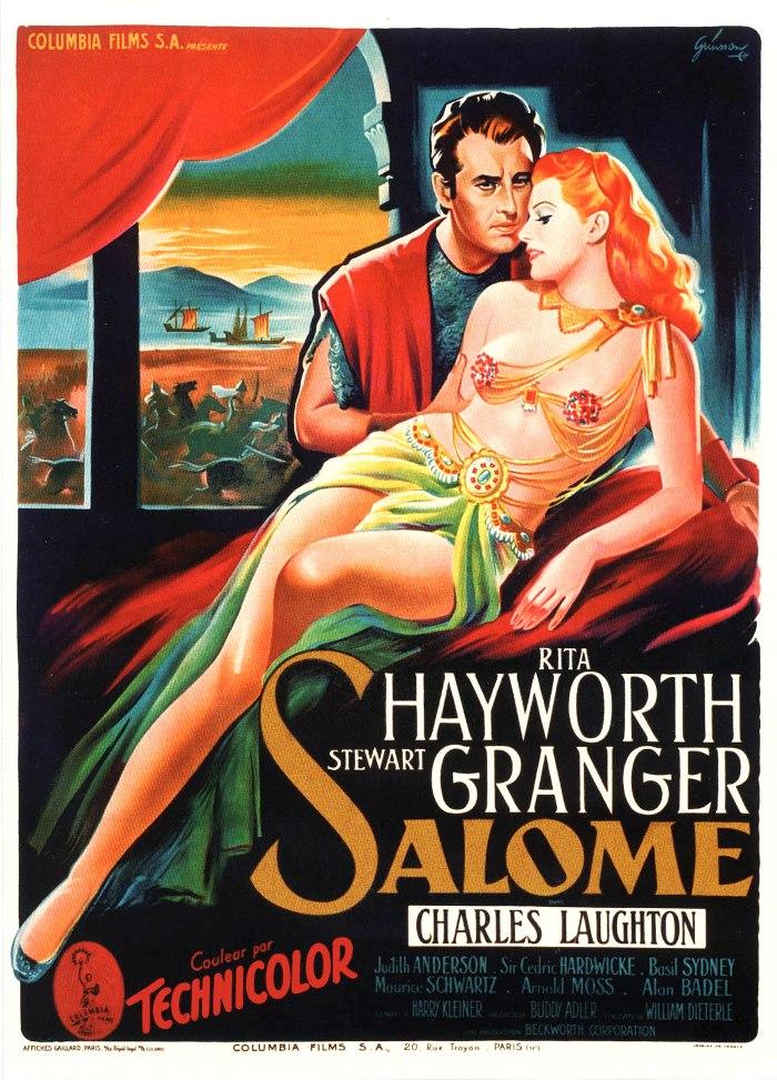 Salome (1953 film) Salome 1953 tainies online