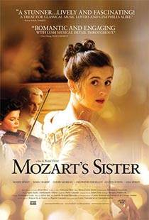 Mozart's Sister (2010)