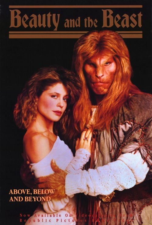Beauty and the Beast (1987–1990) Season 1,2,3