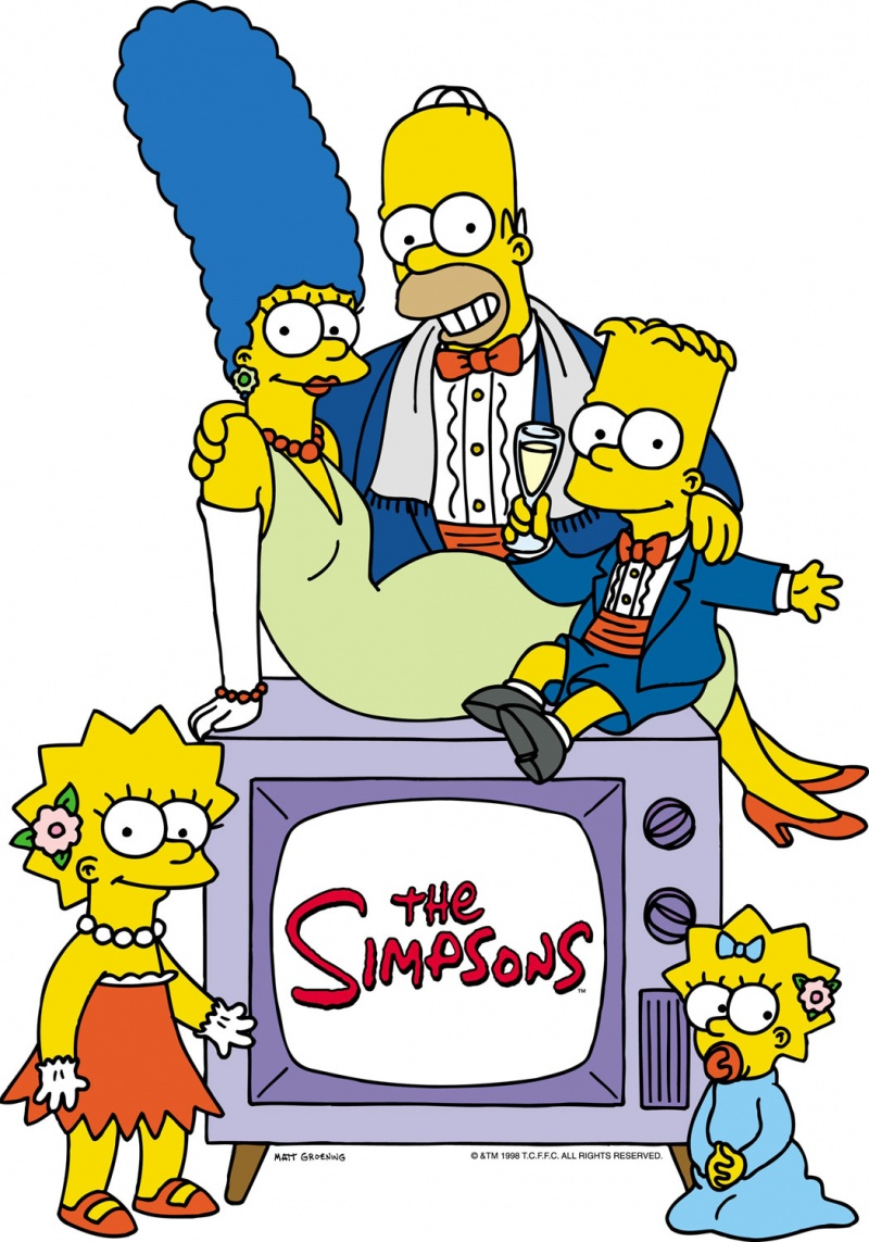 The Simpsons (1989– ) Season 1,2