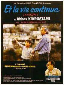 And Life Goes On  / Zendegi va digar hich(1992)