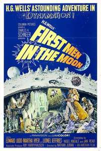 First Men in the Moon / Οι Πρώτοι Ανθρωποι στη Σελήνη (1964)