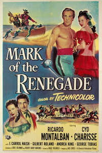 The Mark of the Renegade (1951)