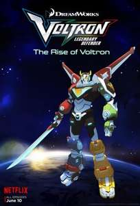 Voltron: Legendary Defender (2016–2017) TV Series