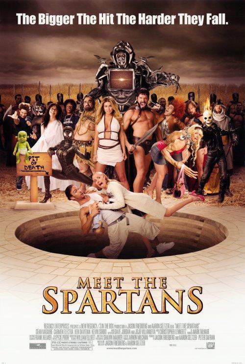 სპარტანელებთან შეხვედრა (ქართულად) Meet the Spartans Знакомство со спартанцами