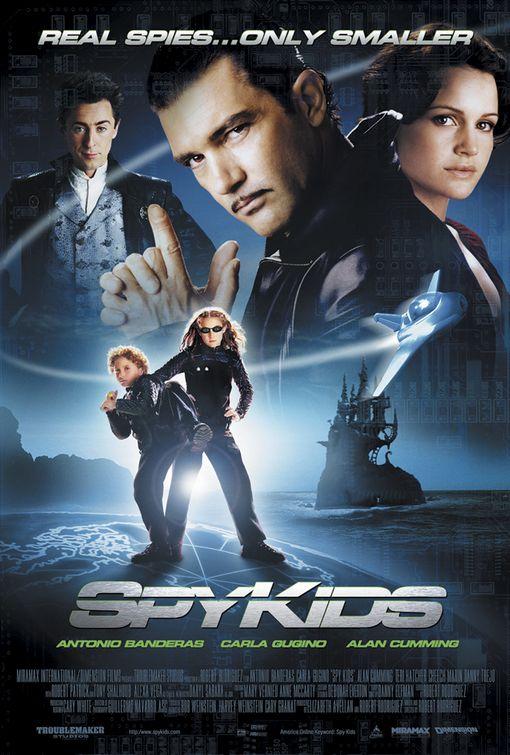 Μίνι Πράκτορες / Spy Kids (2001)