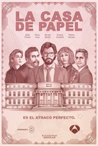 La Casa De Papel  (2017) TV Series