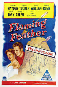 Flaming Feather (1953)