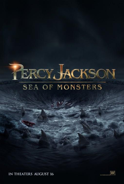 Ο Πέρσι Τζάκσον και η Θάλασσα των Τεράτων / Percy Jackson: Sea of Monsters (2013)