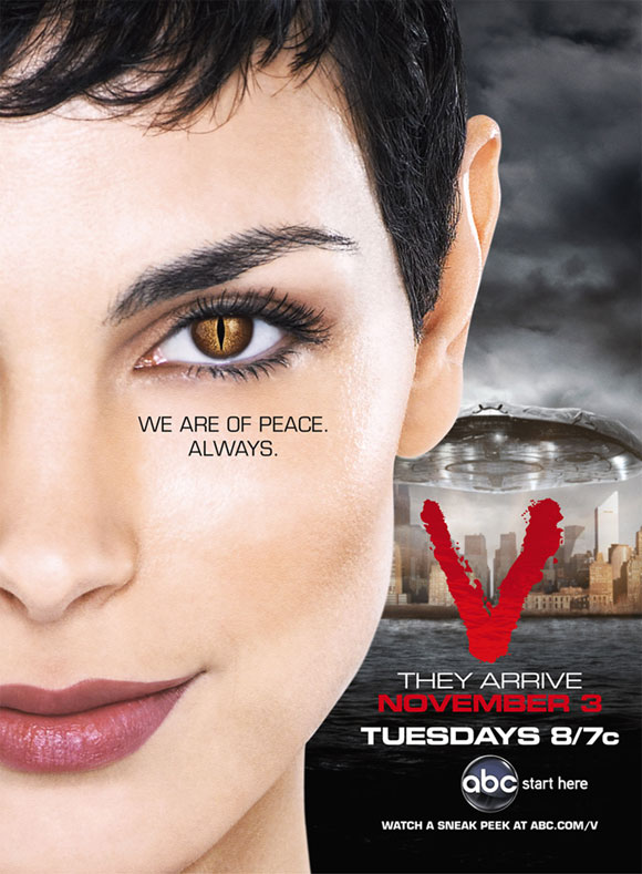 V / V-visitors (2009–2011) Seasons 1,2