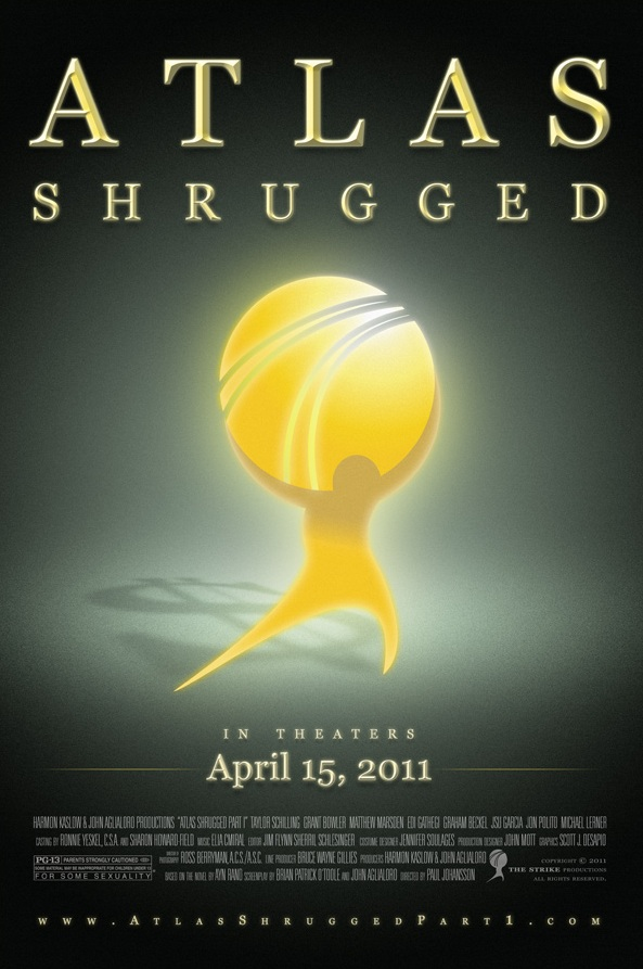 Atlas Shrugged: Part I (2011)