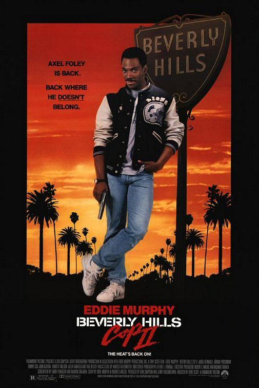 Ο Μπάτσος του Μπέβερλι Χιλς 2 / Beverly Hills Cop 2 (1987)