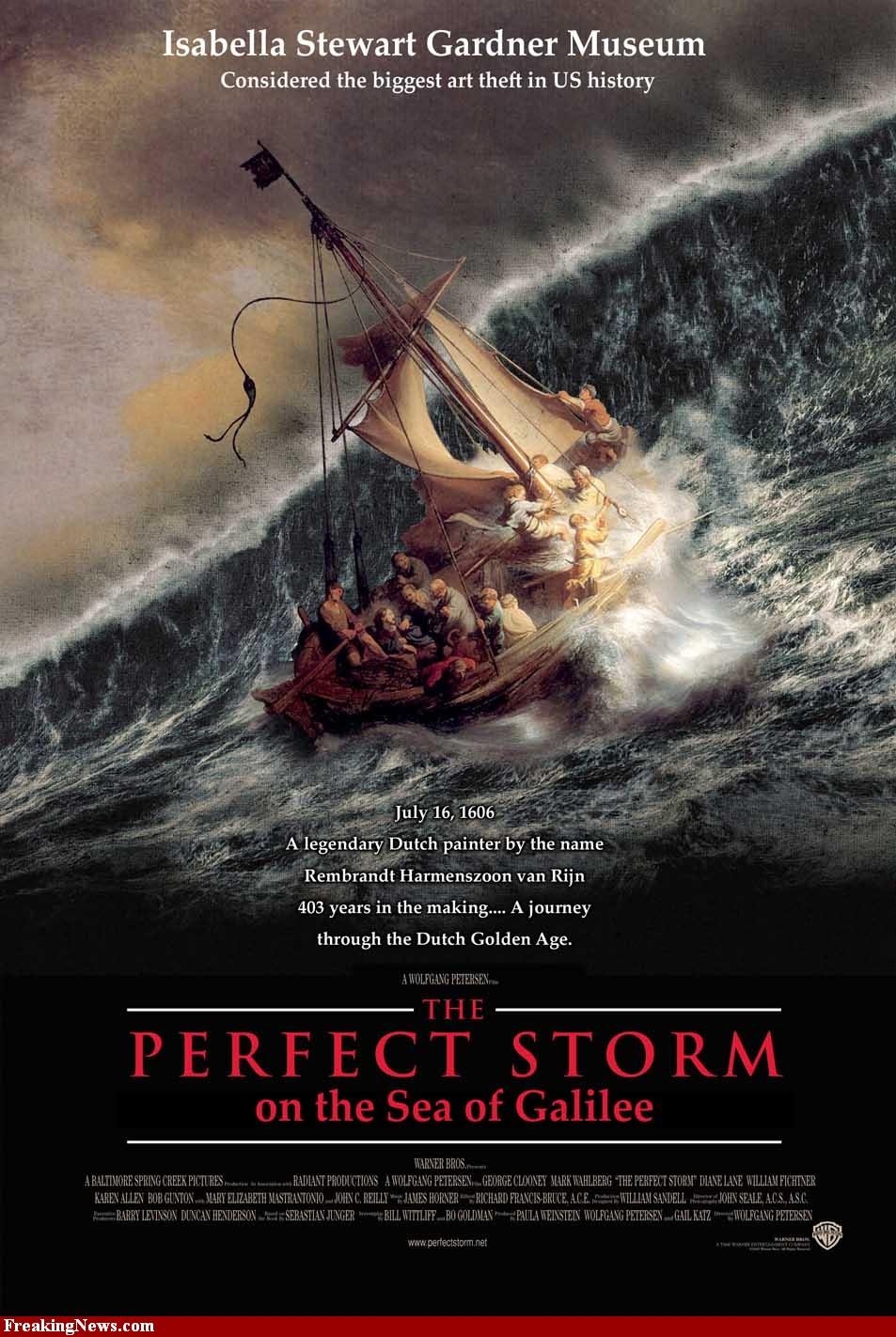 Καταιγίδα  / The Perfect Storm (2000)