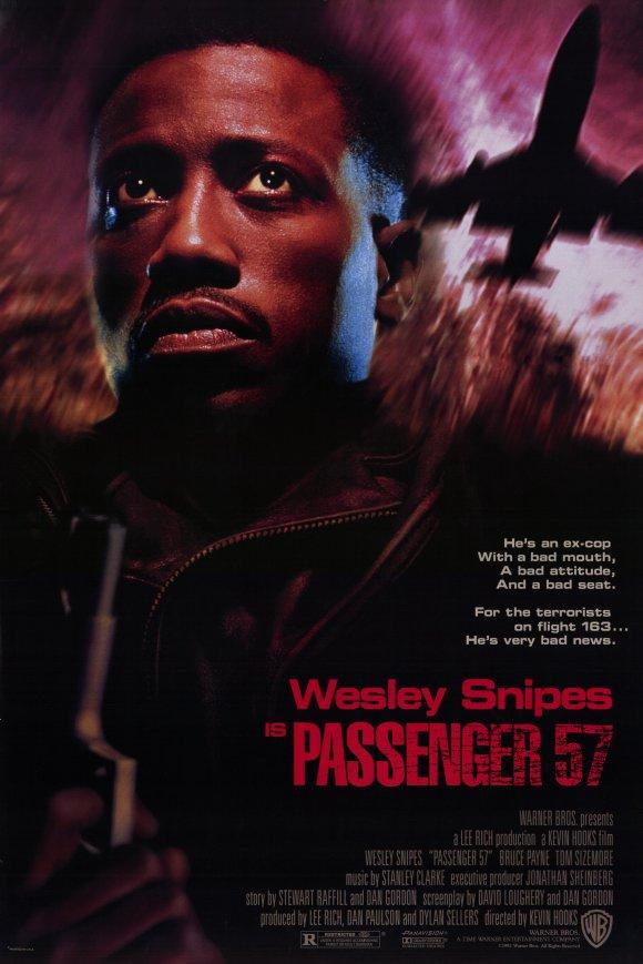 Επιβάτης 57 / Passenger 57 (1992)