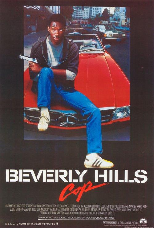 Ο Μπάτσος του Μπέβερλι Χιλς  / Beverly Hills Cop  (1984)