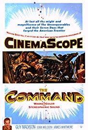 The Command (1954)