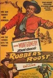 Robbers' Roost (1955)