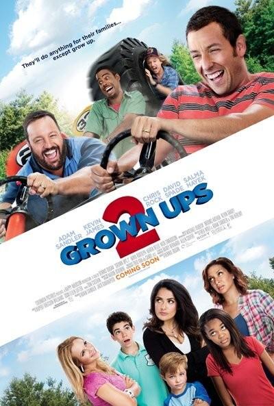 Οι Μεγάλοι 2 / Grown Ups 2 (2013)