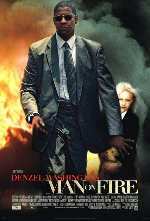 Man on Fire - Δια Πυρός και Σιδήρου (2004)