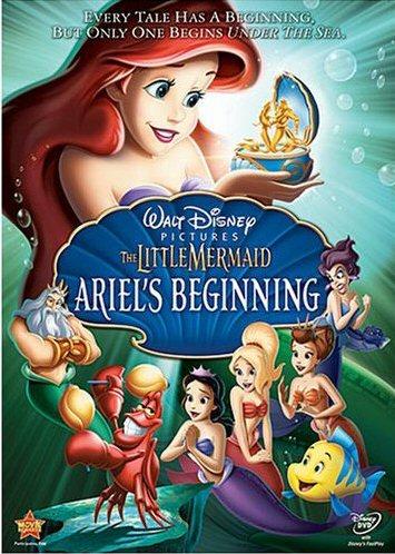 Η Μικρή Γοργόνα 3 Τα Πρώτα Χρόνια της Άριελ / The Little Mermaid: Ariel's Beginning (2008)