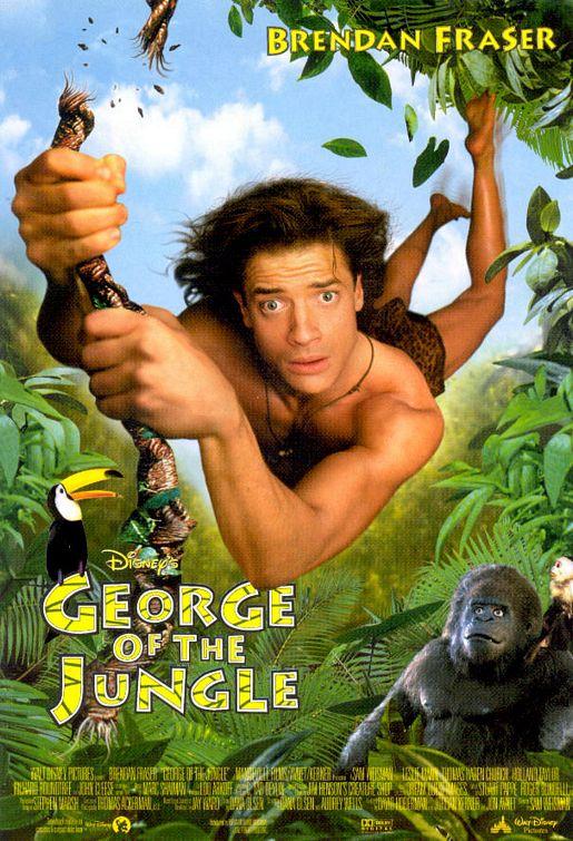 Ο Γκαφατζής της ζούγκλας / George of the jungle (1997)
