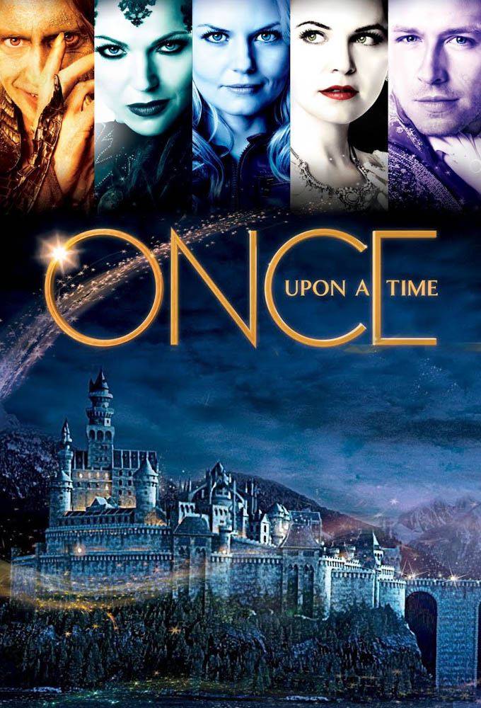 Once Upon a Time (2011-2017) 1,2,3,4,5,6η Σεζόν