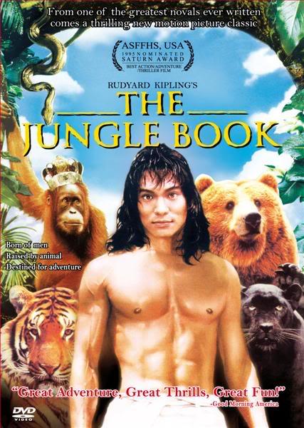 Το βιβλίο της ζούγκλας / The jungle book (1994)