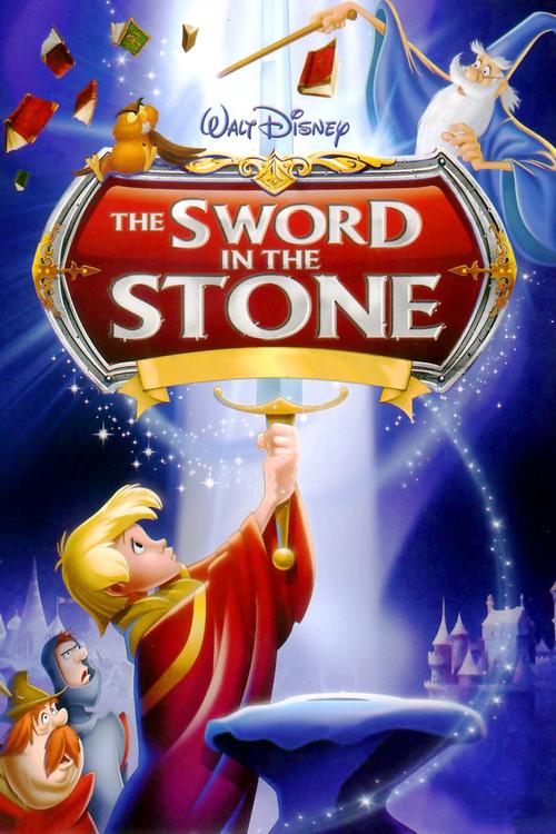 Το Σπαθί Του Βασιλιά Αρθούρου / The Sword in the Stone (1963)
