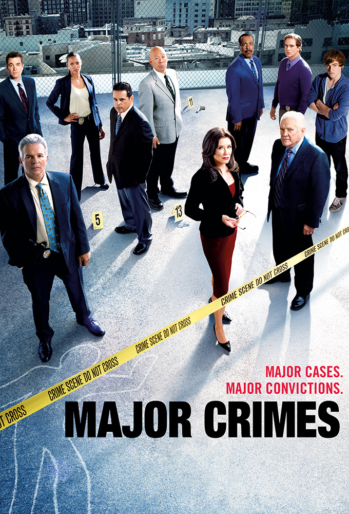Major Crimes (2013) Season 2