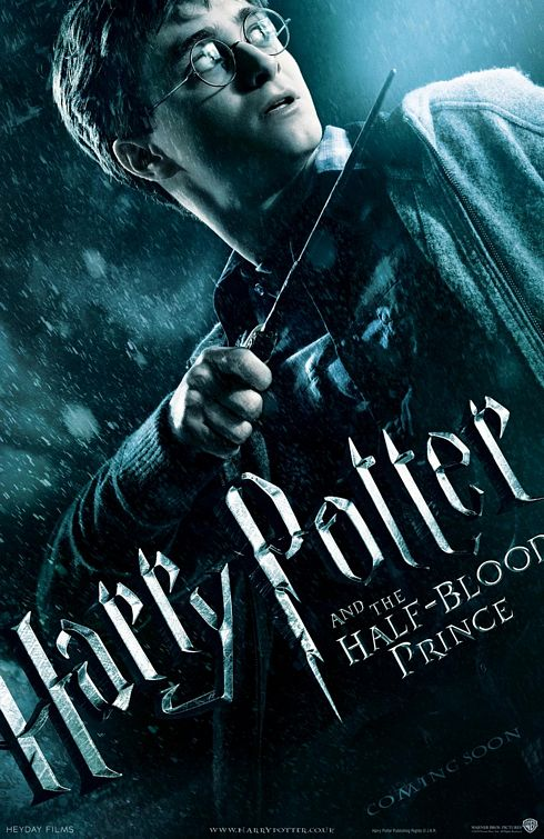 Ο Χάρι Πότερ και ο Ημίαιμος Πρίγκιψ  / Harry Potter and the Half - Blood Prince (2009)