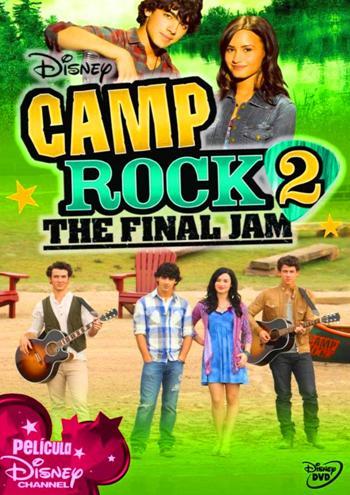 Η τελευταία συναυλία / Camp Rock 2: The Final Jam (2010)