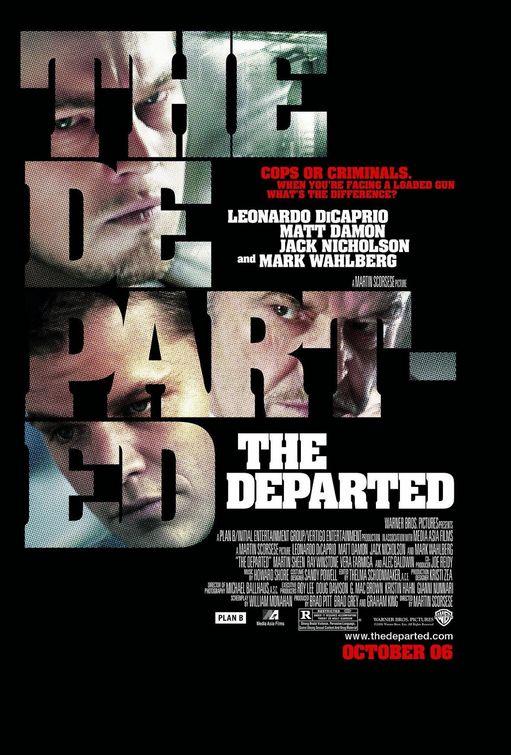 Ο Πληροφοριοδότης / The Departed (2006)
