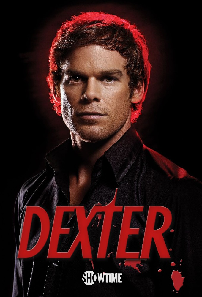 Dexter (2006–2013 ) Seasons 1,2,3,4,5,6,7,8