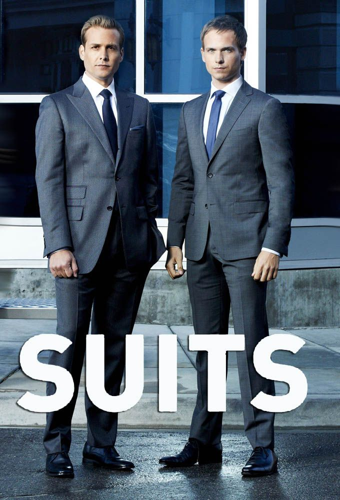 Suits (2011 -2013) 1,2,3ος Κύκλος