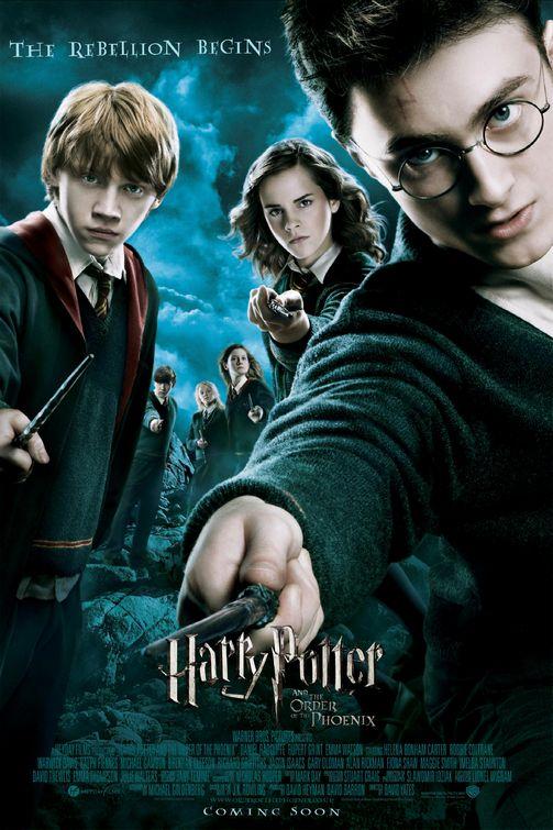 Ο Χάρι Πότερ και το Τάγμα του Φοίνικα / Harry Potter and the Order of the Phoenix (2007)